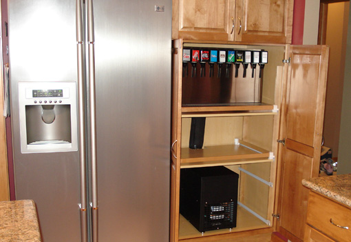 soda machine for home