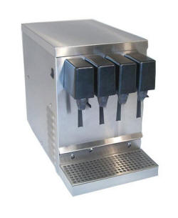 Soda Dispenser Refrigeration Unit